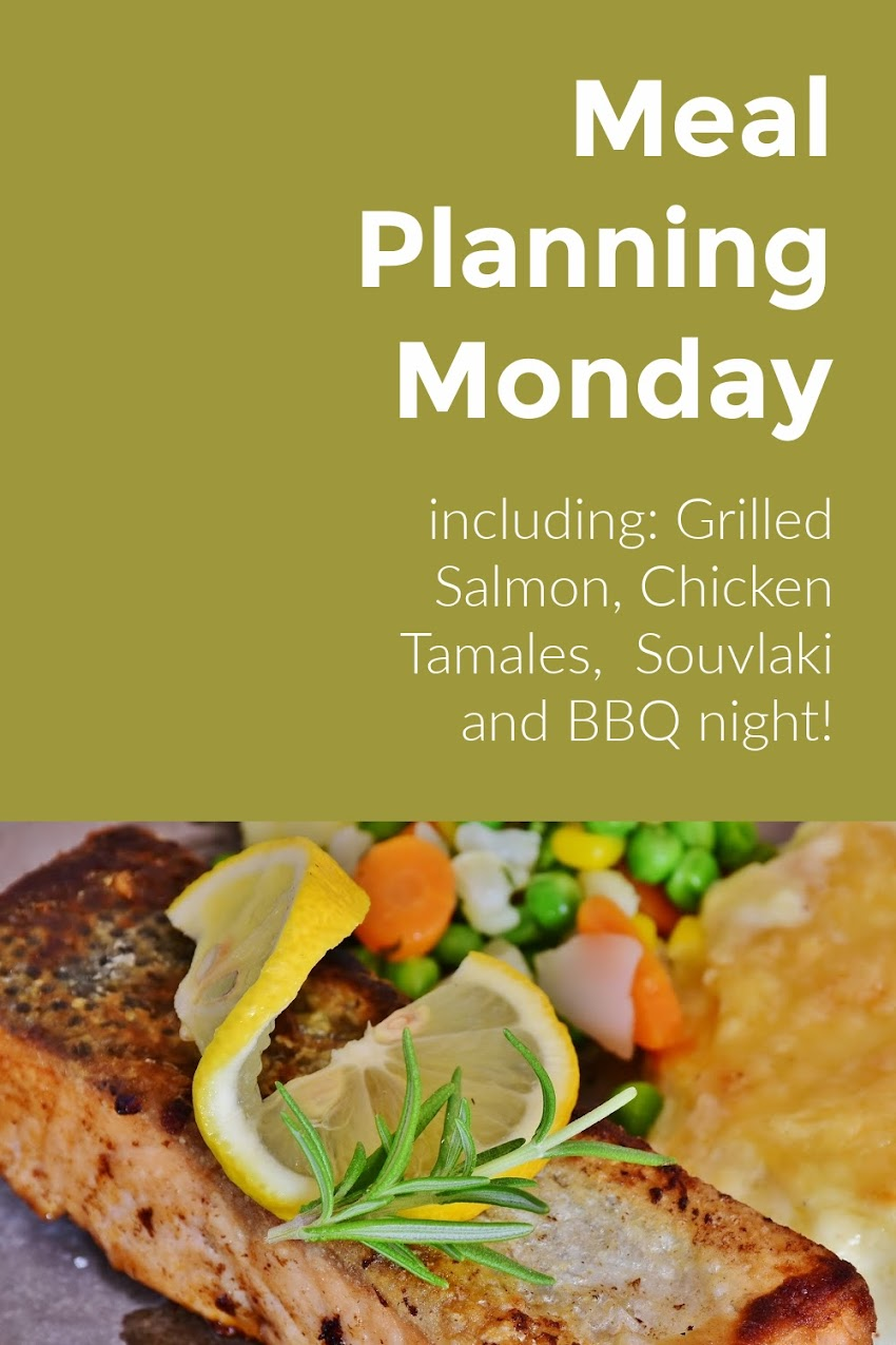 Meal Planning Monday: 5/17