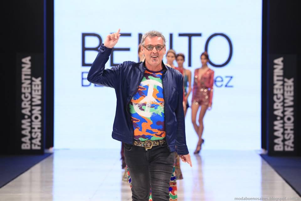 Benito Fernandez colección Magia. Vestidos de fiesta otoño invierno 2015 Benito Fernandez.