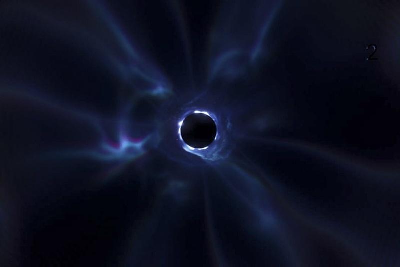 Un agujero negro se traga a Fortnite