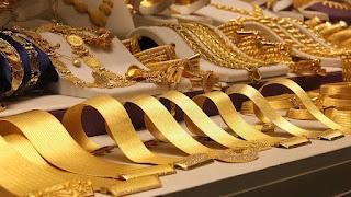 سعر الذهب في تركيا اليوم السبت 1/8/2020