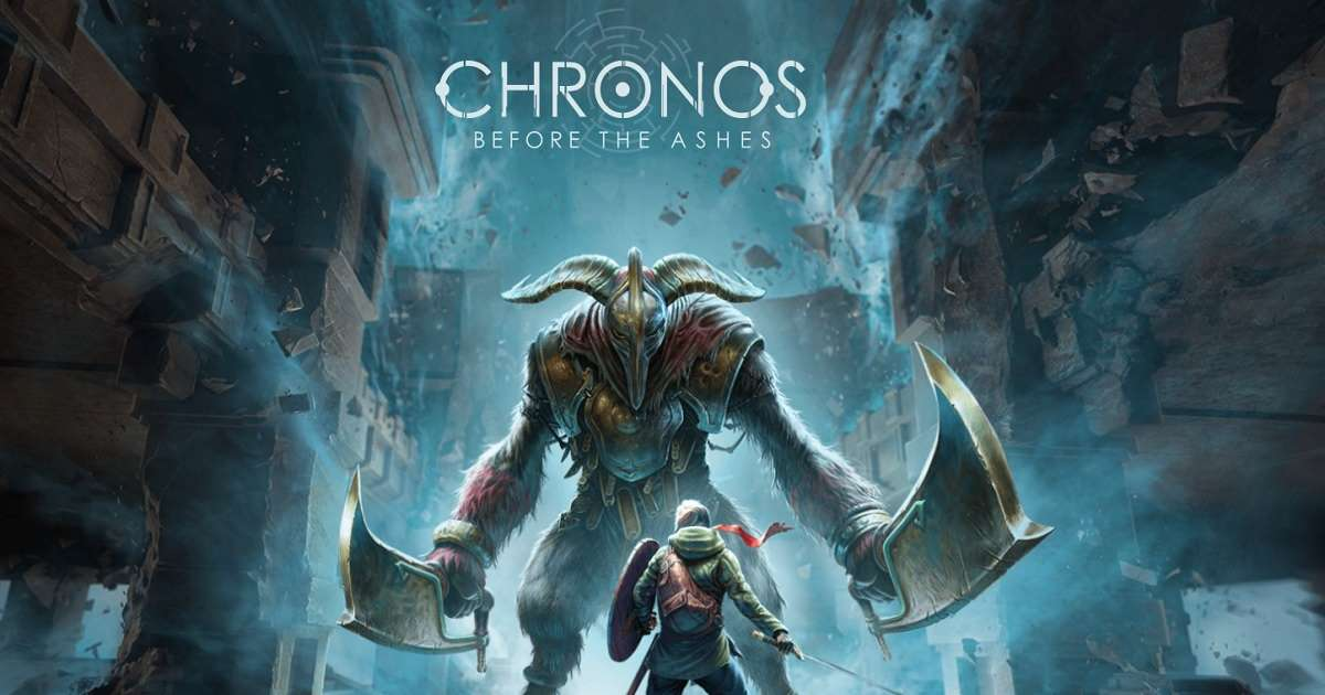 Chronos: Before the Ashes - How to get through the axe above the door