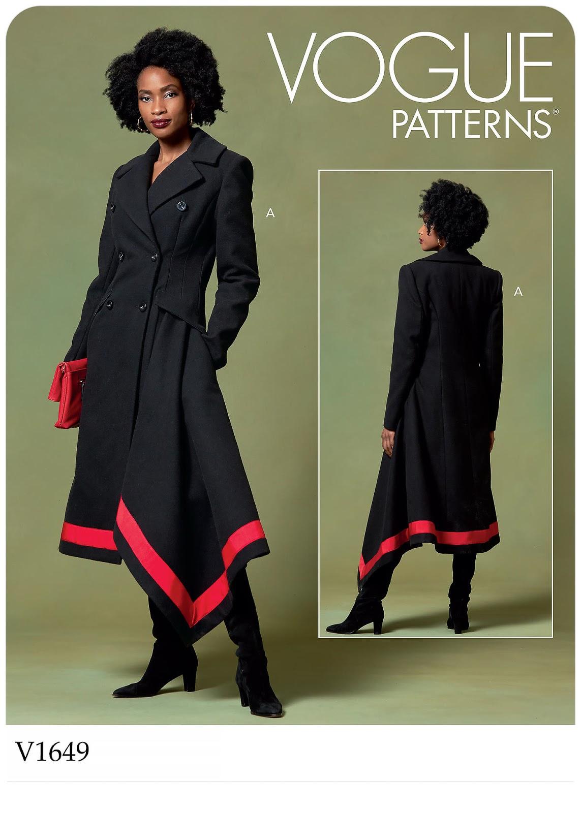 Vogue Patterns 1649 - #V1649