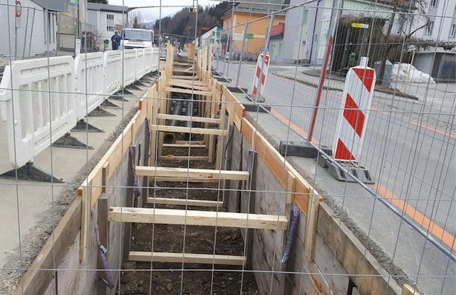 اكتشاف أول مركز تسوق في تاريخ فيينا
