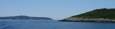 Islas de Antipaxos y Paxos.