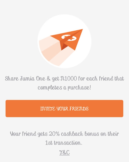 Jumia One App