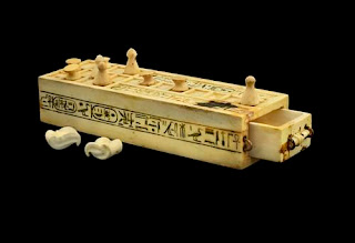 Board Game from Ancient Egypt