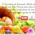 O Secretário de Educação, Nilcélio de Sousa, deseja a todos uma Feliz Páscoa!