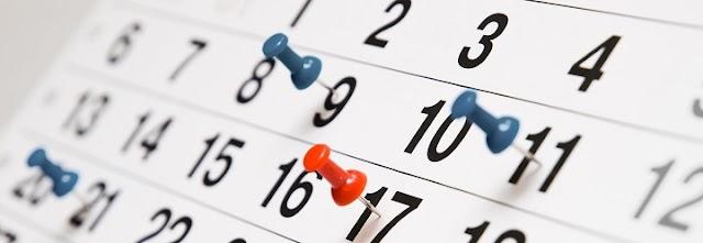 Agenda et event