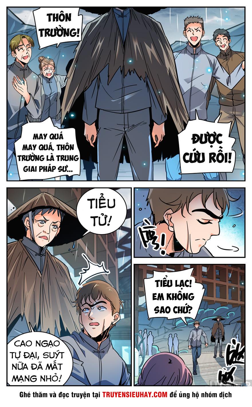 Toàn Chức Pháp Sư chap 375 - Trang 5