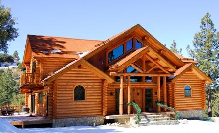 Edifici di legno senza isolamenti for Case in legno senza fondamenta
