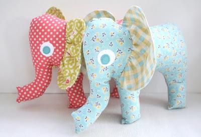 Elefante de Crochê Rosa   Elefante de crochê, Amigurumi de croche ...   273x400