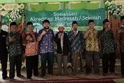 Pergunu Gelar Sosialisasi Akreditasi Sekolah dan Madrasah