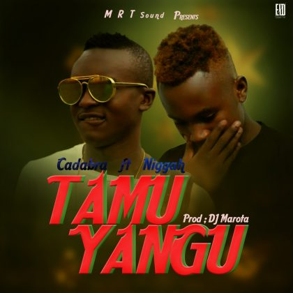 Download Audio | Cadabra ft Dogo Nigga - Tamu Yangu (Singeli)