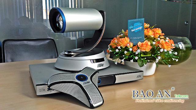 Giải pháp đa điểm thế hệ mới với thiết bị hội nghị truyền hình AVer SVC500