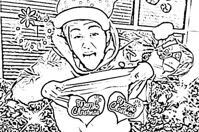 The Holiday Site Coloring Pages Of Miley Cyrus Free And Downloadable