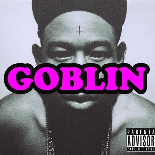 Tyler The Creator - Goblin (Deluxe Edition) Cover