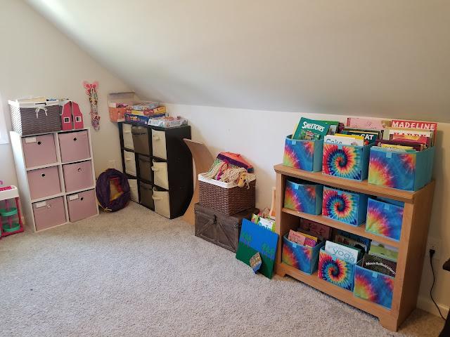 Organized Toys Peachtree City, Marietta, Kennesaw, Atlanta Professional Organizer