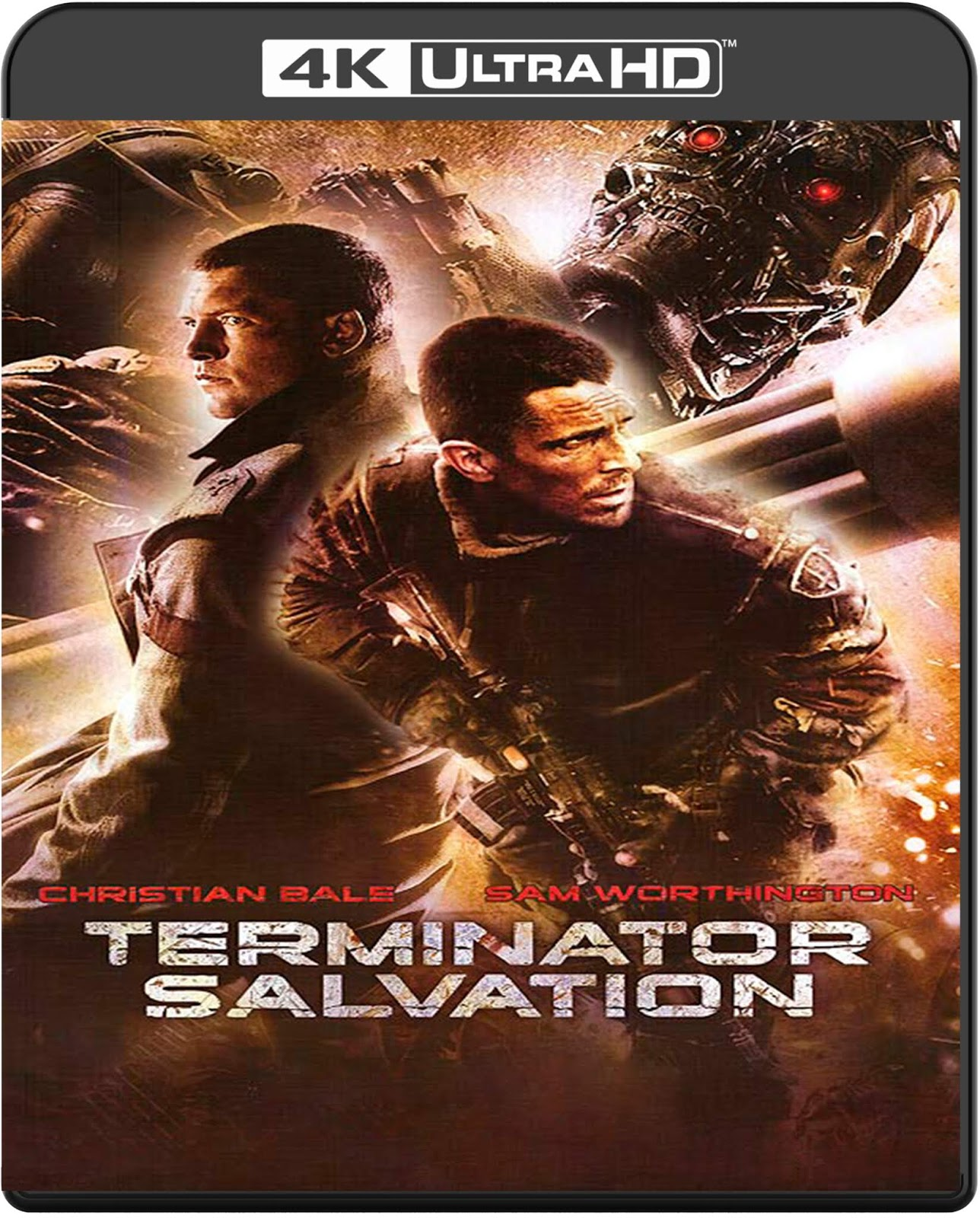 Terminator Salvation: The Future Begins [2009] [UHD] [2160p] [Español]