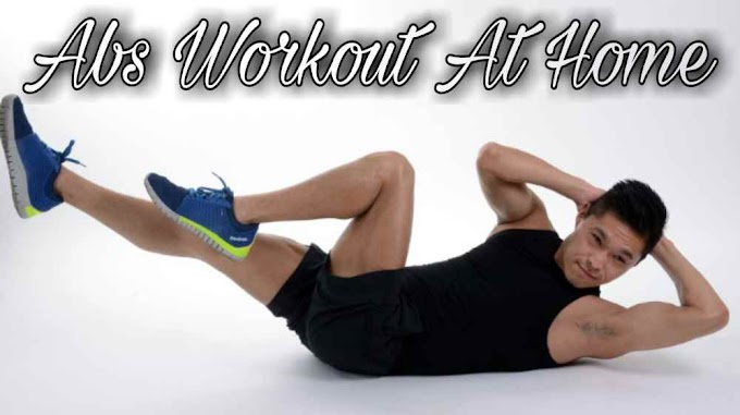6 Pack Abs Workout At Home For Men 2021