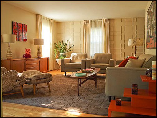 Decorating theme bedrooms - Maries Manor: 70s