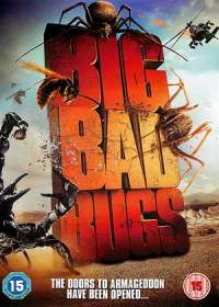 Big Bad Bugs (2012) Hindi + Eng + Telugu + Tamil Dubbed 480p