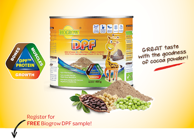 Biogrow DPF Free Sample Giveaway