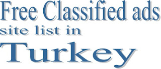 Post Free Classified Ads Turkey
