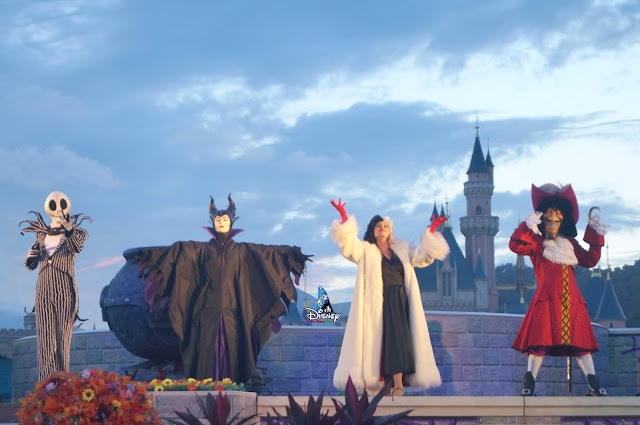 Disney, HK Disneyland, Hong Kong Disneyland, 香港迪士尼樂園 Disney Halloween Time 2018 活動記錄, 怪誕城之旅, Journey to Halloween Town, 怪誕城之夜, Tim Burton's The Nightmare Before Christmas