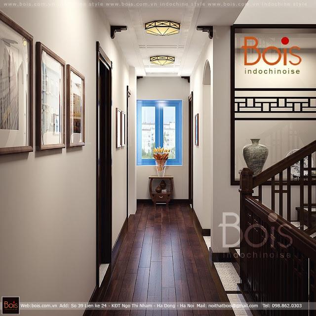 Indochine style interior – Nội thất phong cách Đông Dương