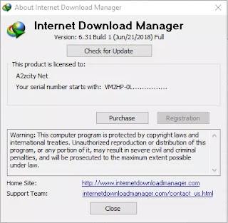 Download IDM 6.31 Build 1 dan Patch