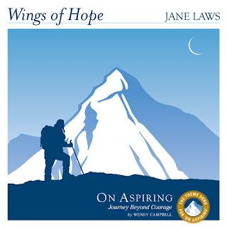 Jane Laws - Wings of Hope, Wendy Campbell - On Aspiring
