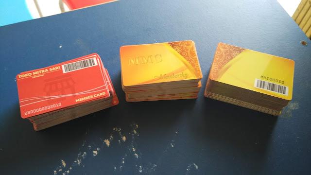 Member Card Toko Mitra Sari