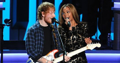 Perfect - Ed Sheeran Duet With Beyonce chart musikanow