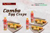 Promo Shihlin COMBO EGG CREPE – Menu Paket Baru mulai Rp 38.000!