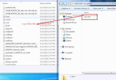 Firmware Fix Micloud Redmi Pro Omega