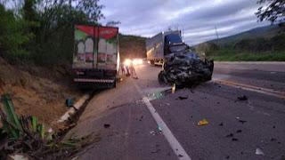 Família paraibana morre em acidente de carro em Minas Gerais