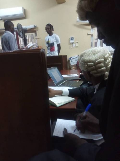 BREAKING: Naira Marley Pleads 'Not Guilty', To Be Remanded In EFCC Custody Until May 30