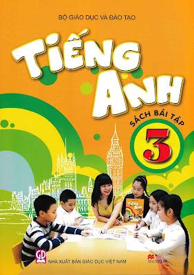 Sách Bài Tập Tiếng Anh Lớp 3