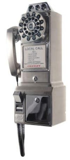 Crosley Pay Phone