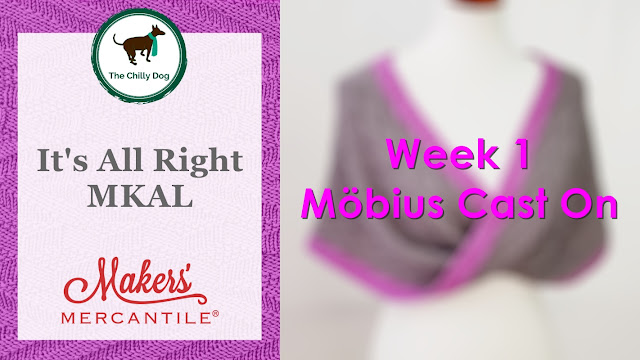 It's All Right MKAL Week 1: Möbius Cast On
