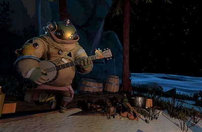 Outer Wilds Gameplay