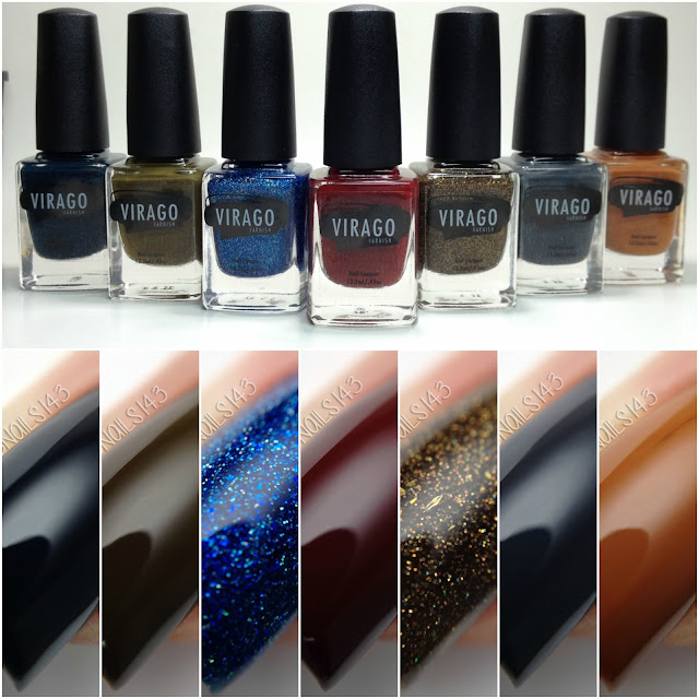 Virago Varnish-77 Collection