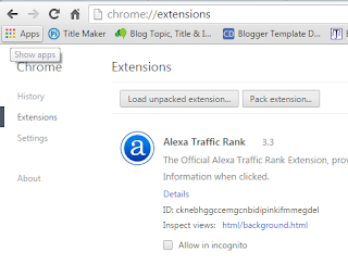 Install Chrome Extensions from Chrome Web Store