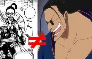 One Piece: Có thể xác nhận, đồng đội của Roger không phải là Cửu Hồng Bao Denjiro