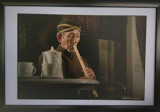 Maestro keroncong Bengawan Solo Gesang