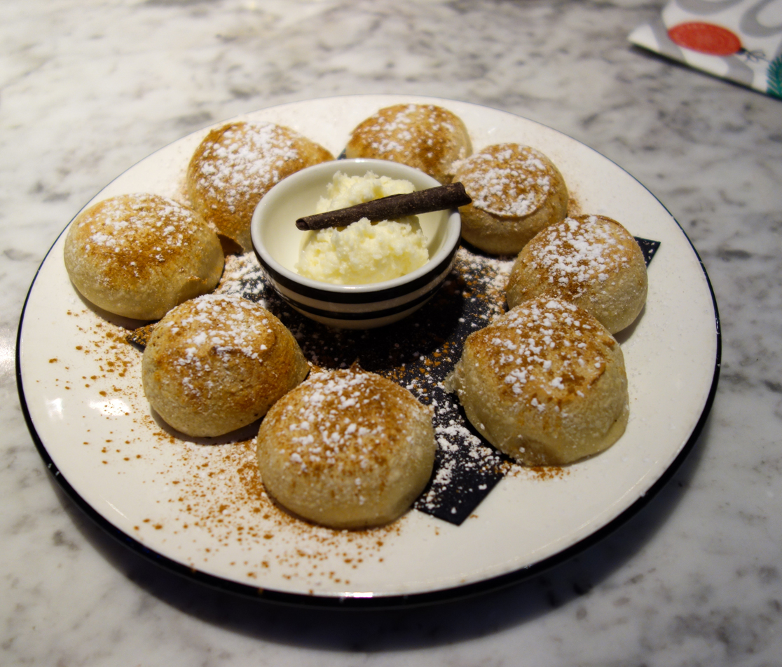 Snowball Dough Balls