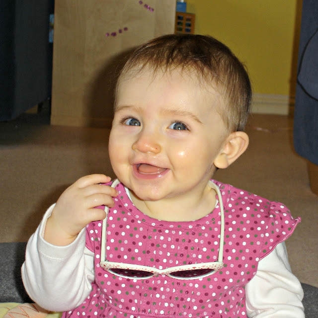 Sasha aged 6 months