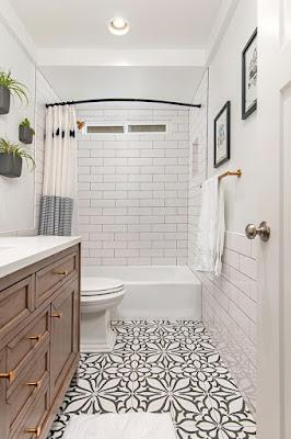 5 Rekomendasi Model Kamar Mandi dan WC Sederhana