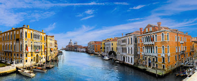 Beautiful Attractions in Venice City - Italy