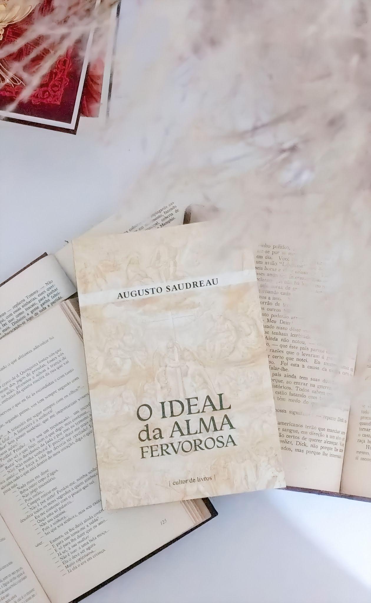 Resenha e Comentários: O ideal da alma fervorosa (Augusto Saudreau)